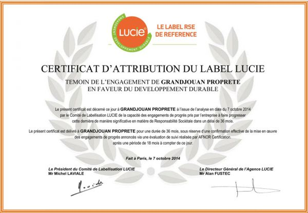 Certificat-Attribution-label-LUCIE-GRANDJOUAN-PROPRETE-141010MT