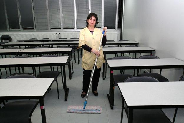 Nettoyage-entretien des classes - Granjouan propreté