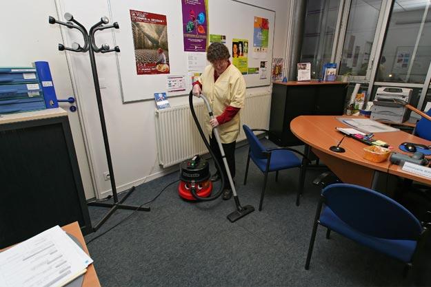 Nettoyage et entretien de bureaux nantes grandjouan propreté